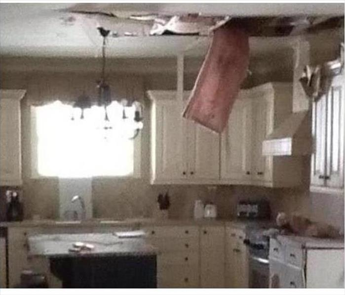 Marco Island Home Suffers Storm Damage Before