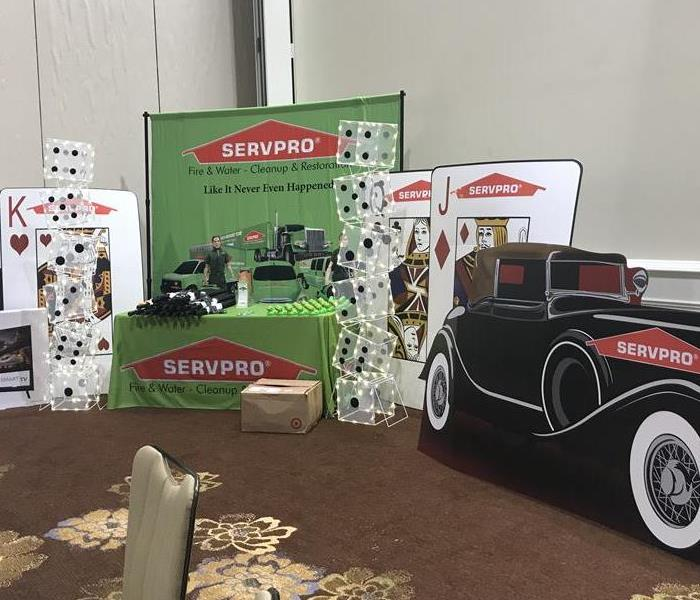 SERVPRO of Naples/Marco Island sponsored the Inspire Awards Dinner