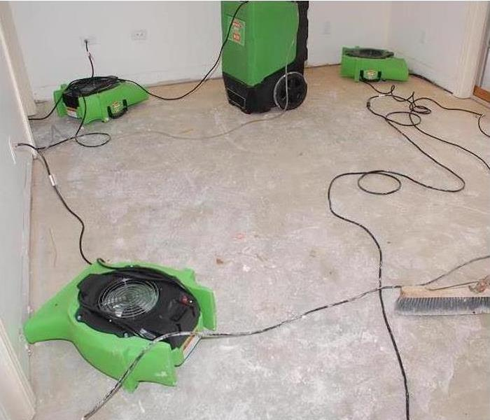 Water Damage – Naples Home
