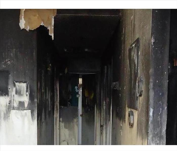 Marco Island Charred Hallway and More