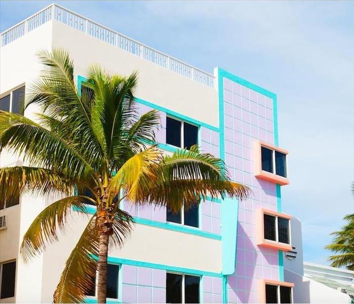 Commercial A Solution to Fire Damage for All Marco Island Hotels