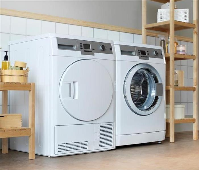 Water Damage Flood Damage Cleanup From a Broken Washing Machine in Your Marco Island Home