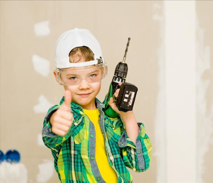 Building Services Keeping Kids Safe During a Naples Home Remodel