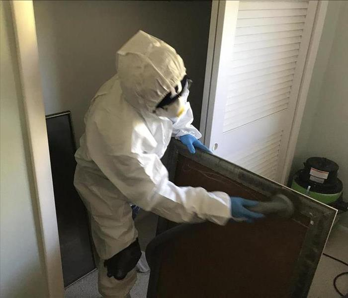 Why SERVPRO Moldy Problems in Naples? SERVPRO Can Remove and Remediate