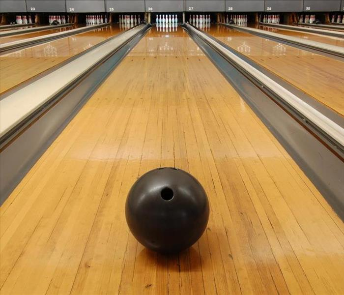 Commercial Commercial Water Damage and Naples Area Bowling Alleys