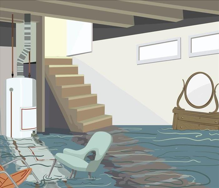 Storm Damage Receiving Flood Damage Restoration Services Prevents Major Losses In Your Naples Home