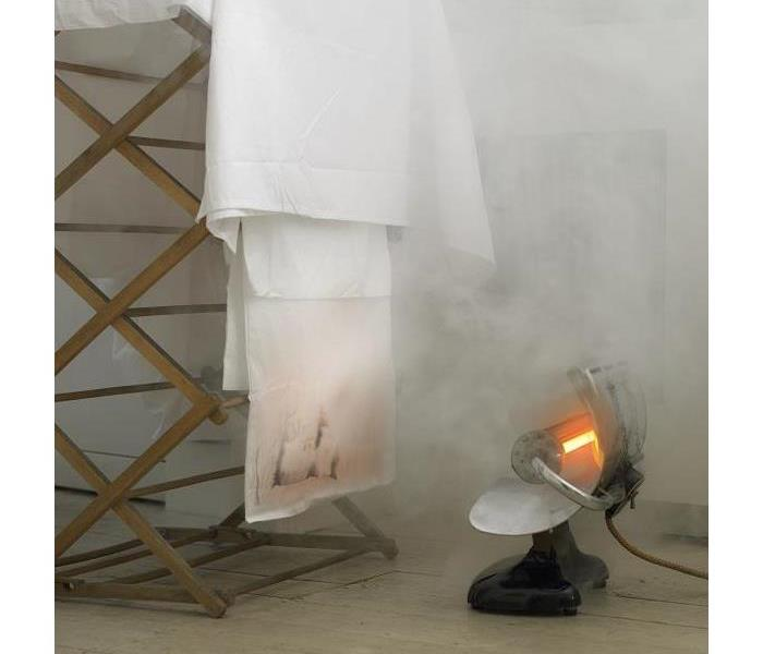 Fire Damage Space Heaters Increase Fire Damage Risk in Naples