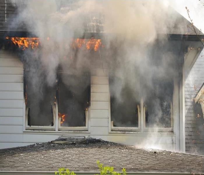 Fire Damage How SERVPRO Can Restore Your Fire And Smoke Damaged Marco Island Home