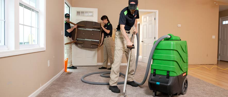 Naples, FL residential restoration cleaning